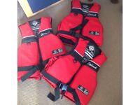 Buoyancy Aid x3