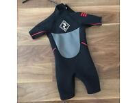 Used wetsuit 6-7 ish