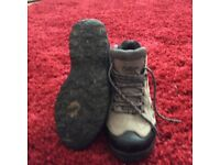Cotton Traders walking boots.
