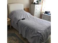 Dreams single fully adjustable electric bed with mattress