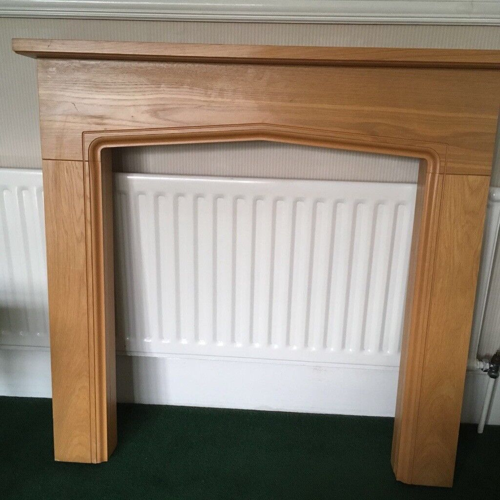 Wooden Fire Place surround - New, Unused