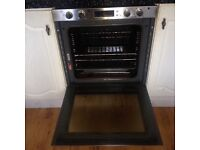 Hotpoint integrated Stainless Steel Oven