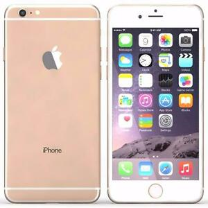 iPhone 6 Plus 16GB Bell / Virgin / Solo 10/10 MINT BRAND NEW condition Gold $360 FIRM