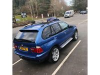 BMW X5 lemans edition