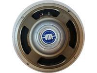 Celestion - Vox T1088 1967 Silver Alnico Speaker 102-003 Pulsonic Cone