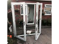 Perfect condition french doors