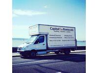 Man and Van Service- Fully Insured-House/Office Moves/ Disposal / Windsor/Eton/Datchet