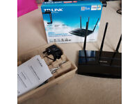 TP-Link TD-W9980 VDSL2/ADSL2+ Modem Router Gigabit Dual Band