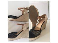 High heel sandals - size 40