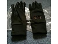 Batman vs Superman gloves - adult size M