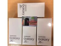 SAMSUNG GALAXY J56 UNLOCKED BRAND NEW BOXED COMES WITH WARRANTY & RECEIPT