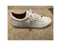 asos white trainers *NEW*