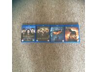 DVDs, boxsets & blu Rays bundle over 90