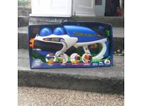 Huge water gun