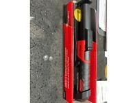 Snap on gas soldering iron