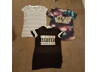 Girls bundle clothes 8-9 years