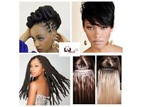 I have more than 10 years experience in hair styling working with Afro Caribbean and European hair.