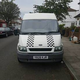 Ford Transit 2.4 LWB SOLD NOW