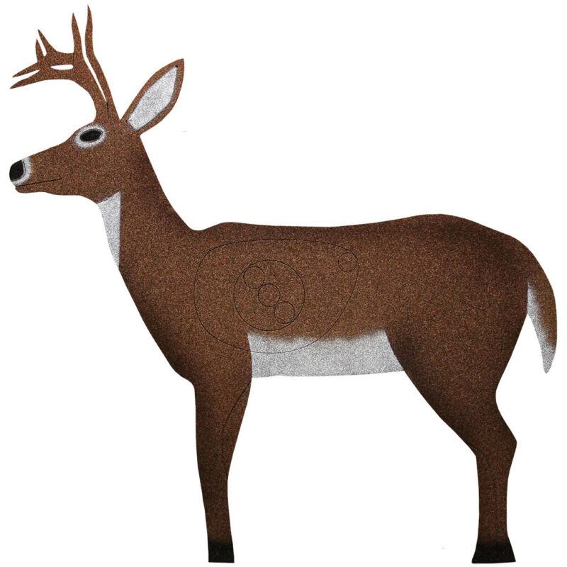 Oncore Archery Target Large Deer W/ Antlers