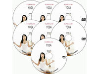 Brand New This Complete 7 DVD Set of Kunderlini Yoga