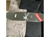 Brand new supreme skateboard Sealed and original bag