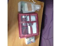 Baylis & Harding gift set some mini spa products and a soap