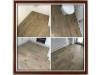Laminate flooring 7mm classic oak