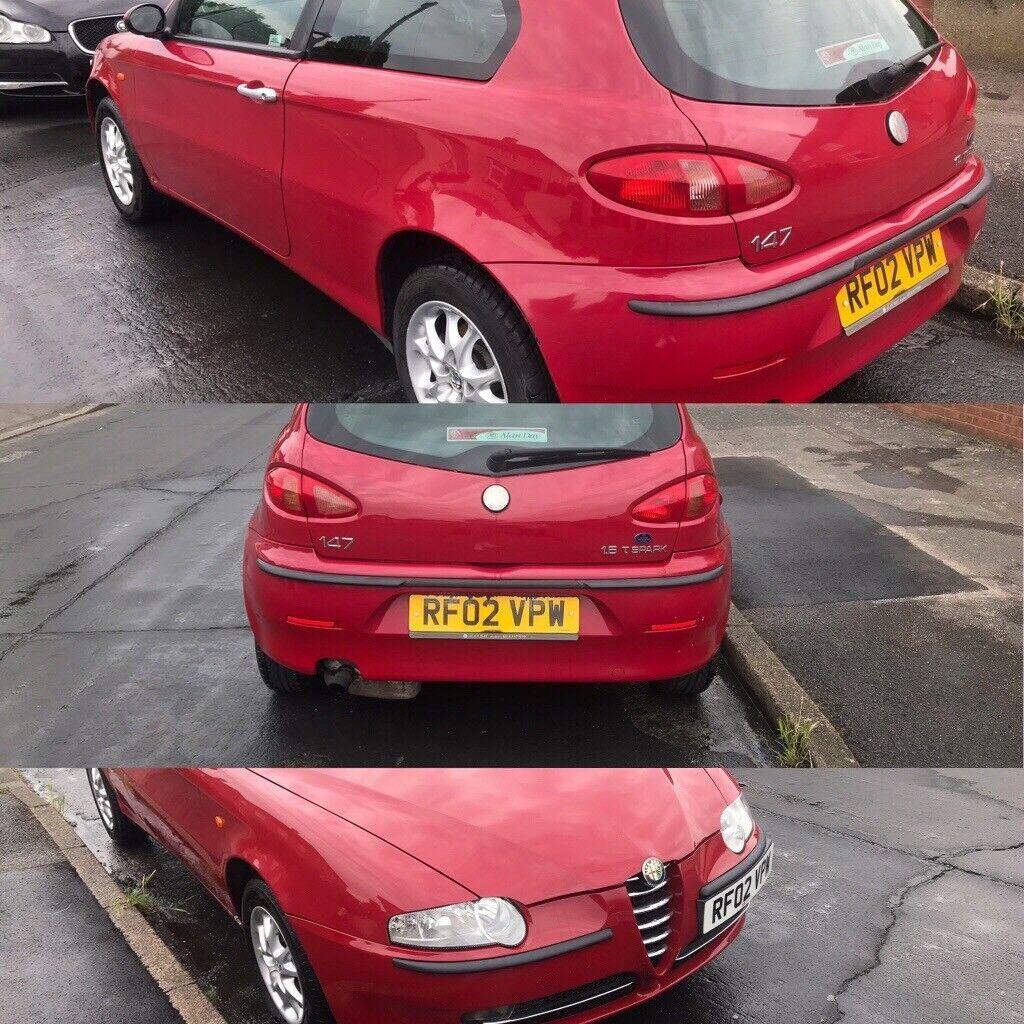 Alfa Romeo Tspark Mot Ran Out 27/06/19 Test Drive