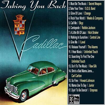 Best Of Taking You Back DJ Hakim Mix Edition Mixtape