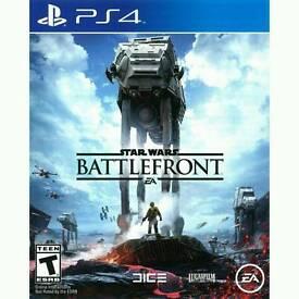 Star Wars Battlefront -PS4