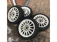 """16"""" Multi-fit Alloy Wheels"""