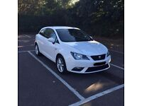 Seat Ibiza Toca 1.4 Petrol 2013 3dr