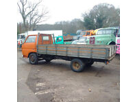 Left hand drive Toyota Dyna 300 / BU30 3.0 diesel 6 tyres 3.5 Ton truck