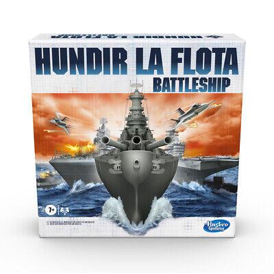 Hundir la Flota - Juego de mesa - Hasbro Gaming - 7...