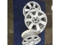 Alloy Wheels for VW Passat or similar