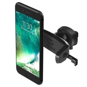 iOttie HLCRIO124 Easy One Touch Mini Air Vent Car Mount Holder Cradle Black