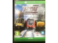 Xbox one Train Sim World 2020