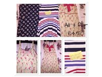 Girls clothing mainly 6-7 years
