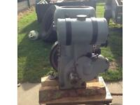 Stationary engines wanted