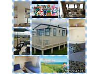 Caravan fot hire at blue dolphin filey