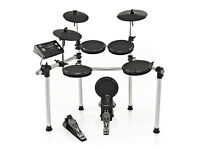 Digital Drums 504 Electronic Drum Kit & pedal by Gear4music please read BARGAIN!