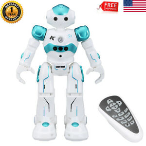 RC Remote Control Robot Smart Action Walk Dance Gesture Sensor Kids Toy Gift US