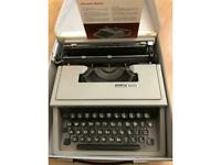 Olivetti Dora Typewriter