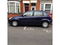 Blue Ford Fiesta LX 1299 for sale