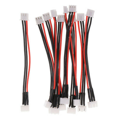 5pcs Lipo Balance Extension Lead Cable JST-XH 10cm - 2S (7.4V)