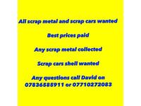 Free scrap metal collection