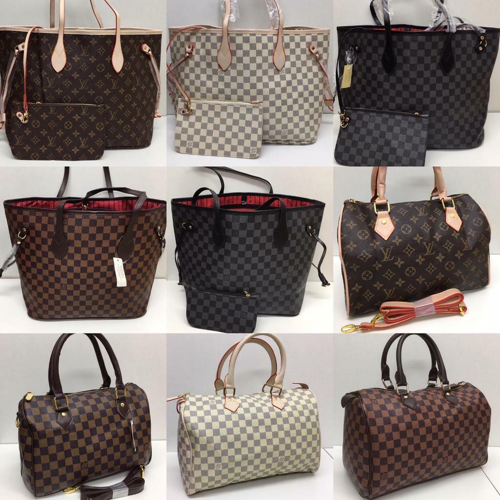 955777540ed7 LV Neverfull bag LV speedy Louis Vuitton Never full designer handbags cheap  London UK hackney essex