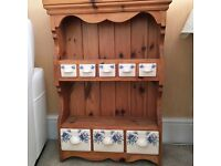 kitchen wall dresser