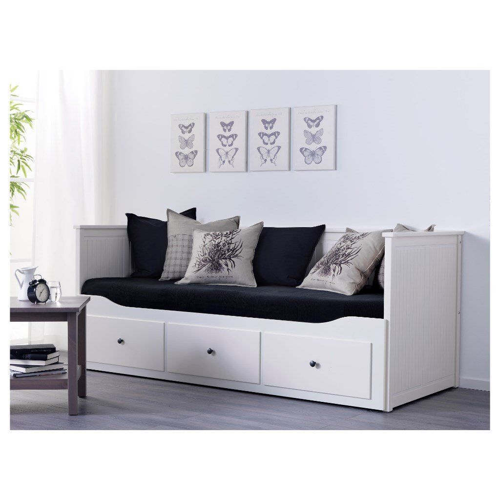 ikea hermes day sofa bed in norwich norfolk gumtree. Black Bedroom Furniture Sets. Home Design Ideas