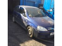 Breaking Vauxhall Corsa 1.2 twinport 2005